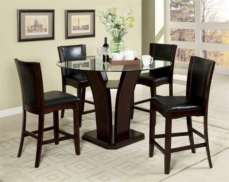 counter top dining tables