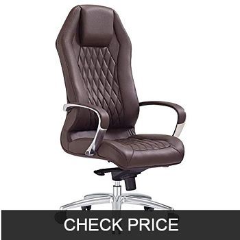 real leather office chairs