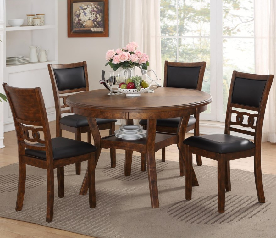 4 piece dining room chairs