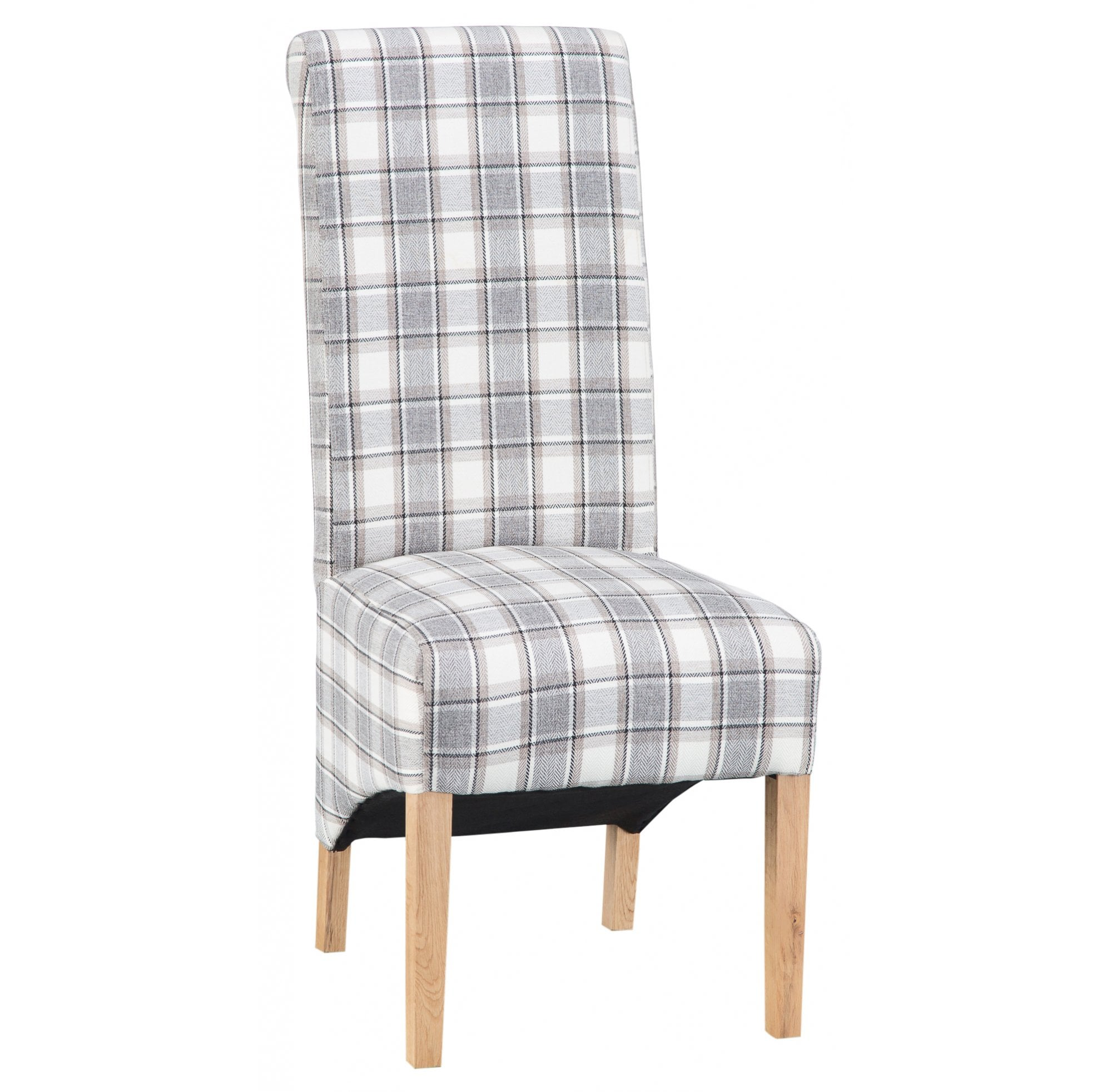 scroll back dining chairs