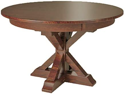 66 inch round dining table