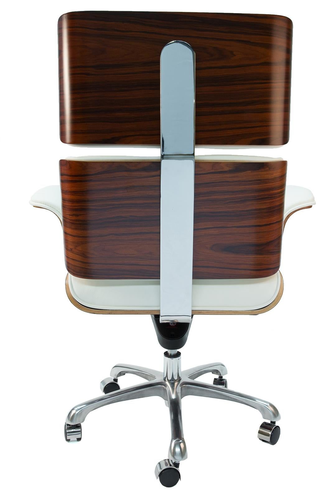 eames office chair white