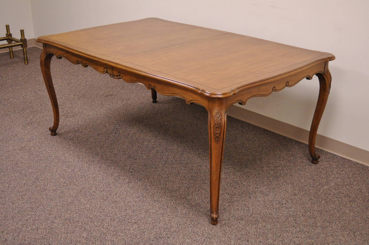 louis xv style dining table