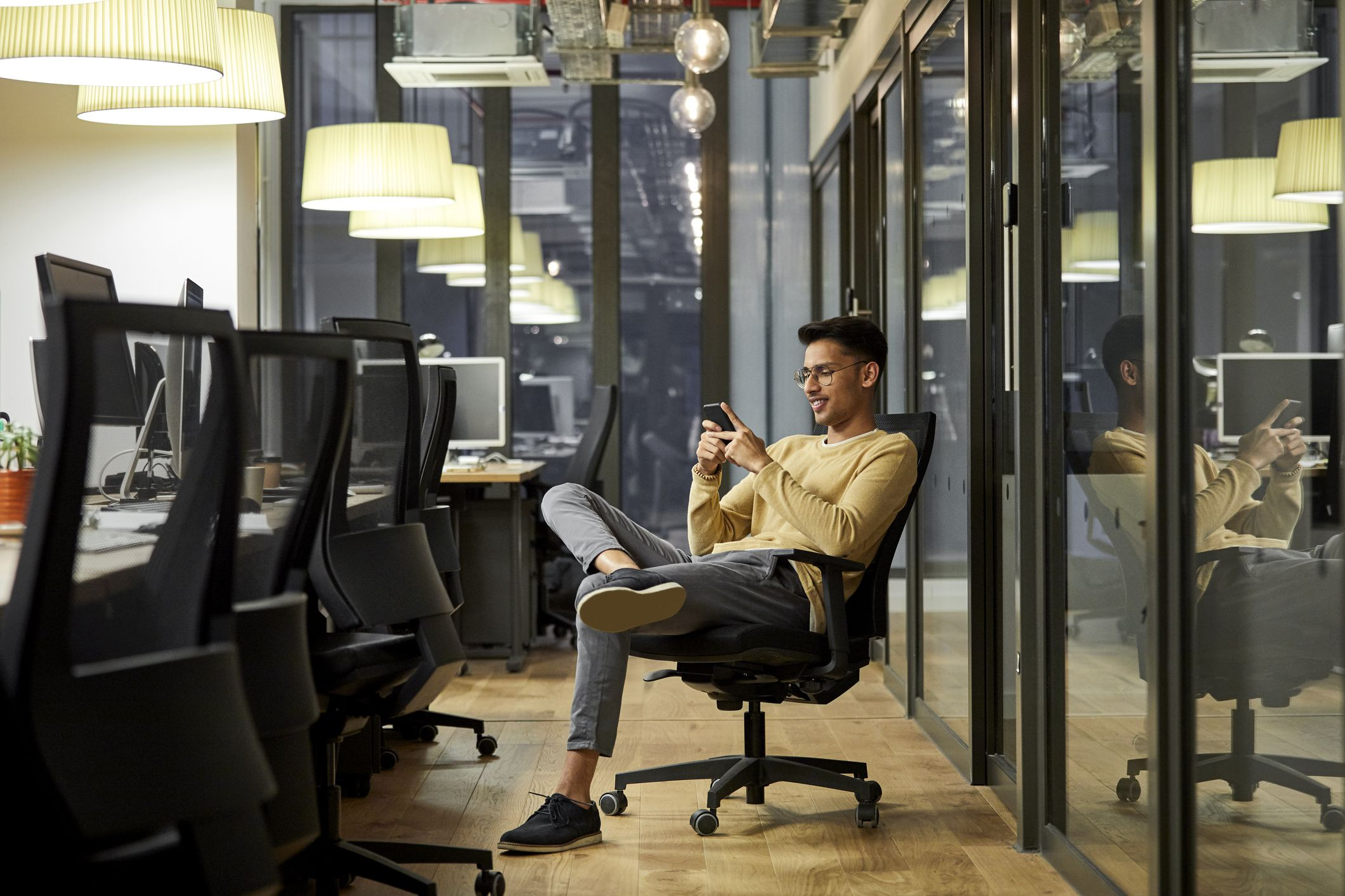 what to look for in office chair