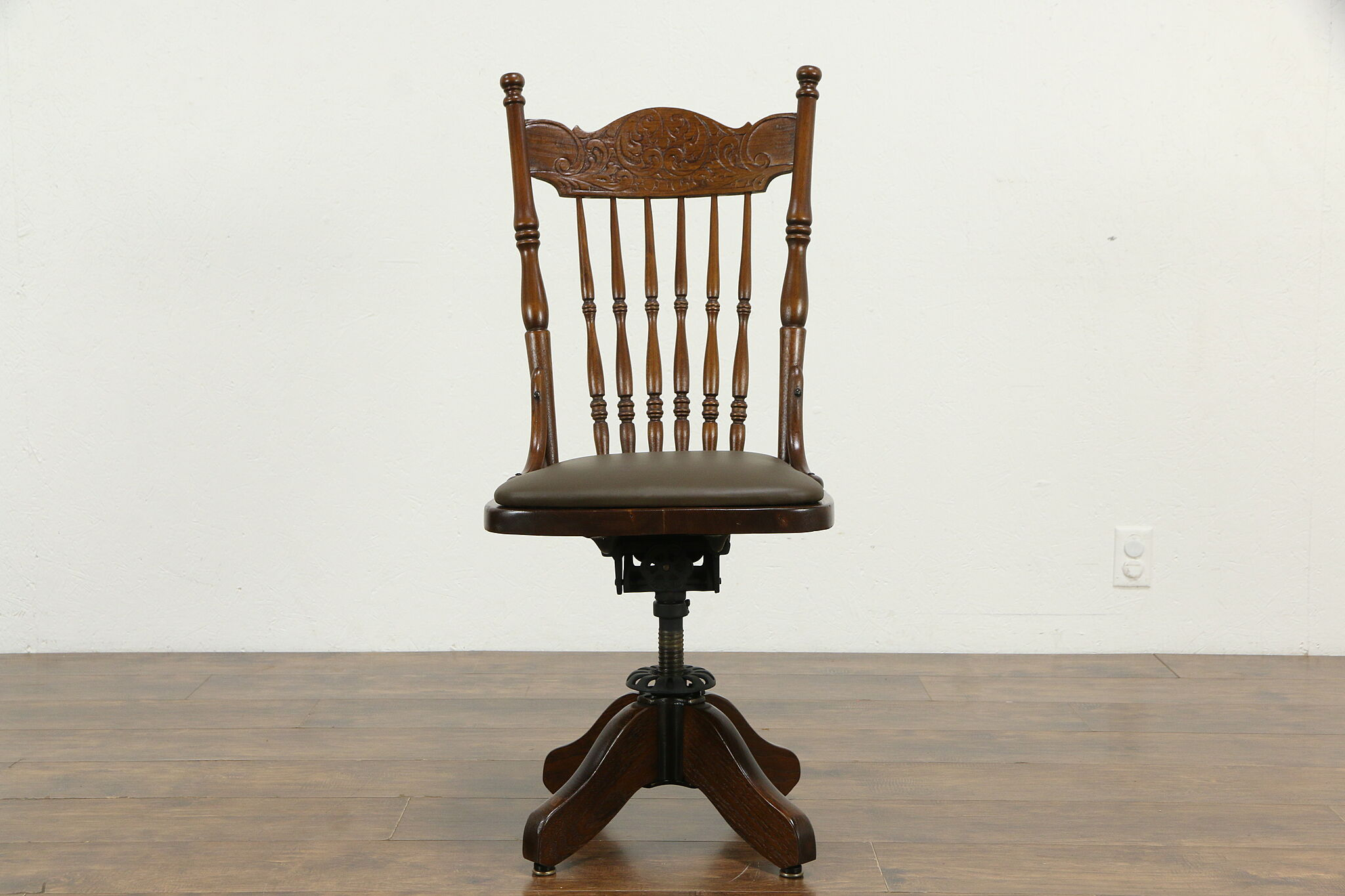 victorian office chair