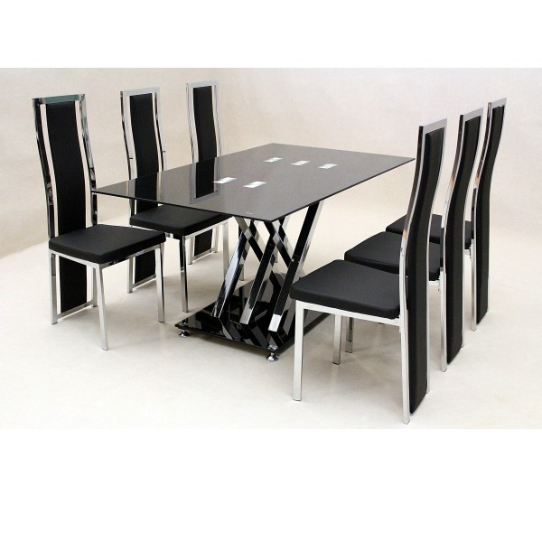 glass dining tables cheap