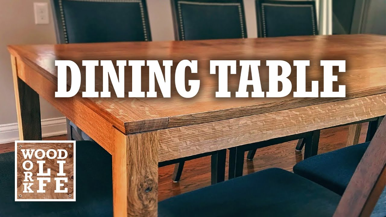 shaker style dining tables