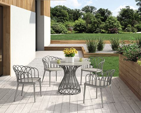 commercial outdoor dining tables