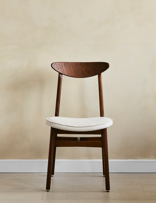 rose back dining chairs