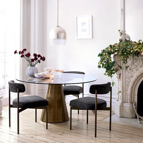 mitchell gold addie dining table