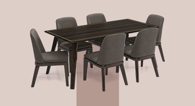 set of six dining chairs for sale