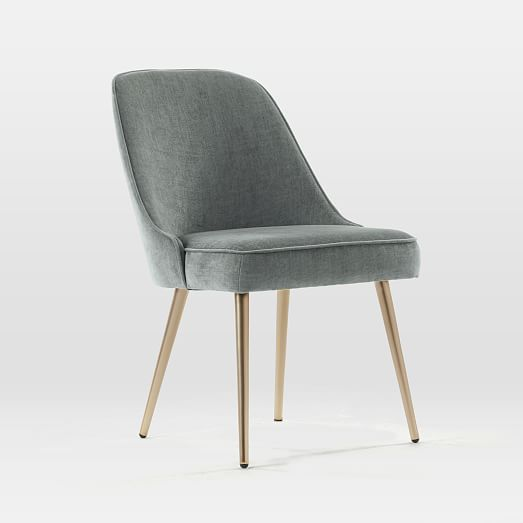 dining chairs with metal legs