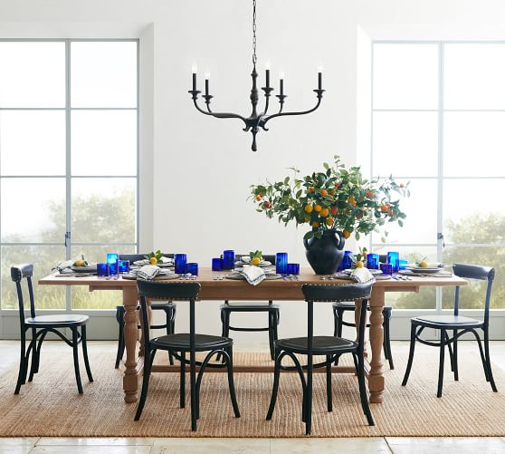 dining chairs pottery barn