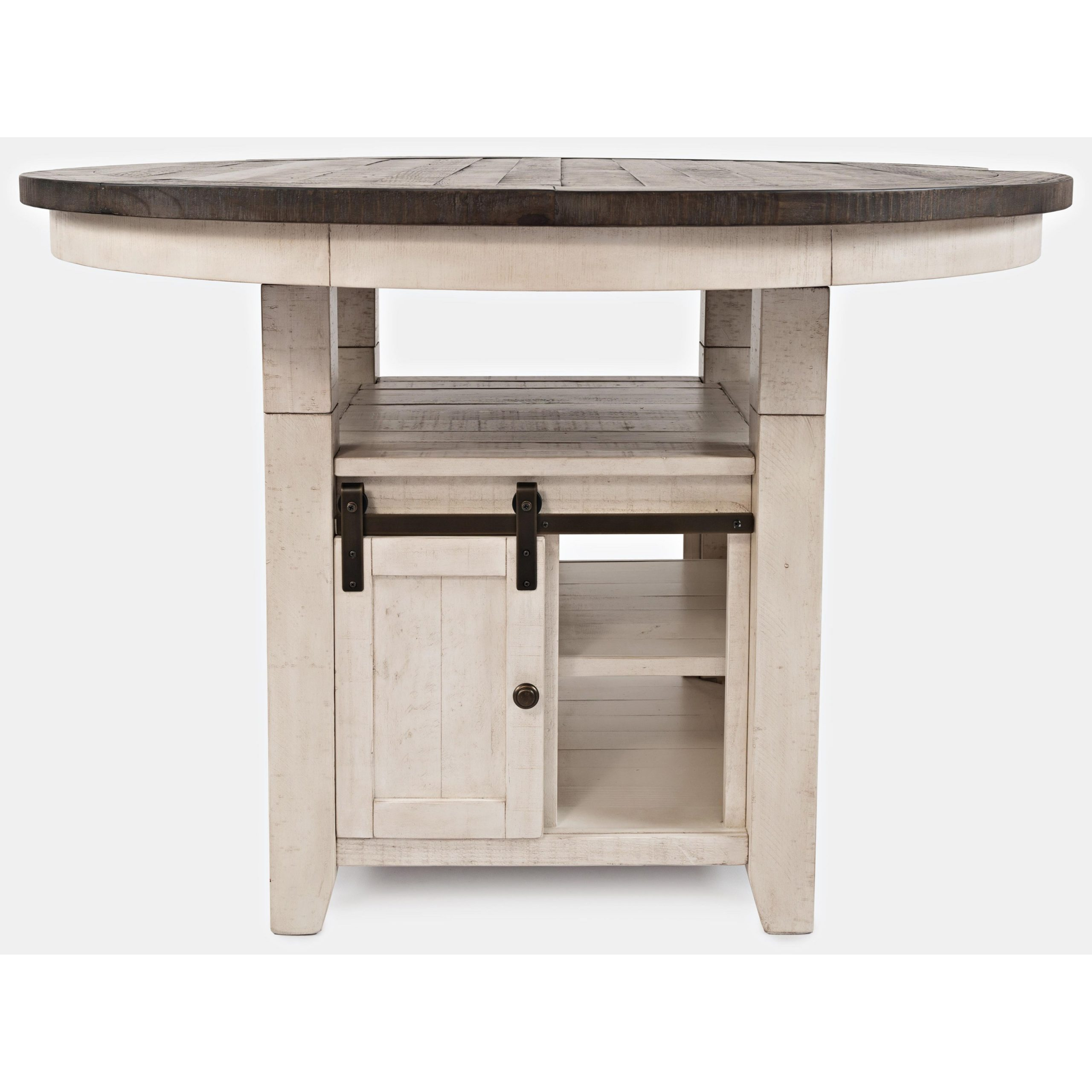 low round dining table