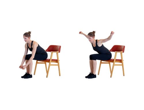 workout office chair