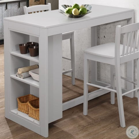 grey ash dining table