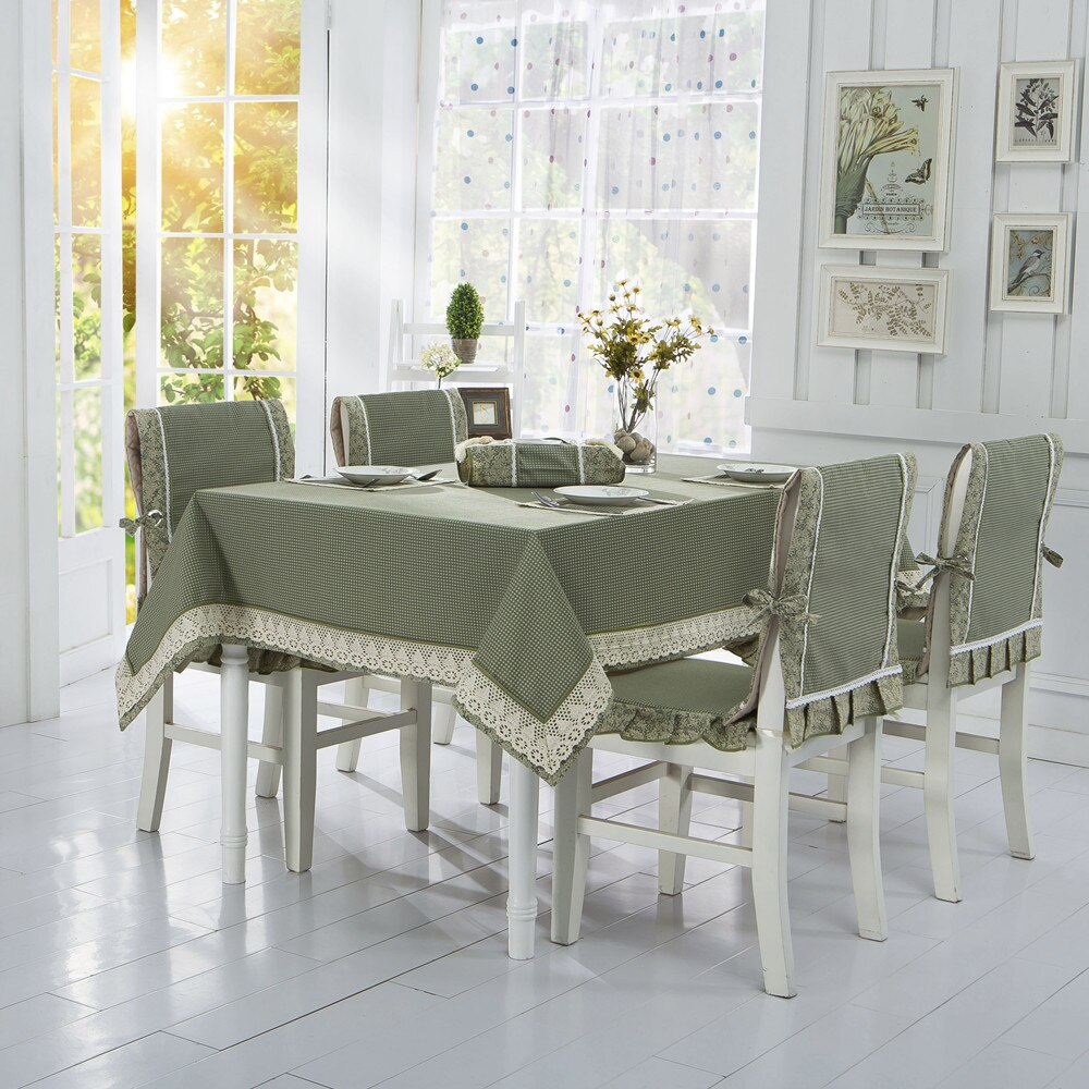 linen chair covers dining room