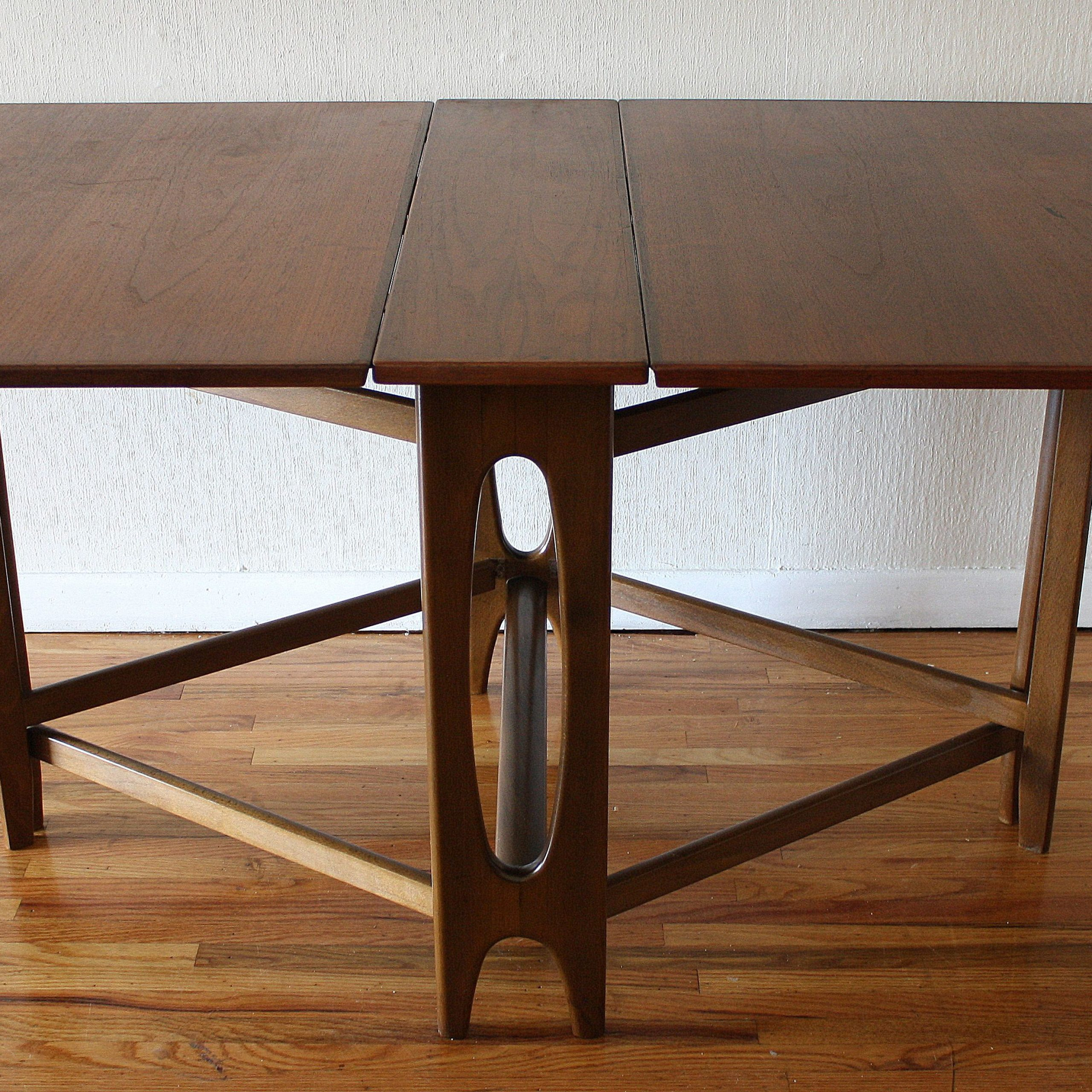 fold down dining room table