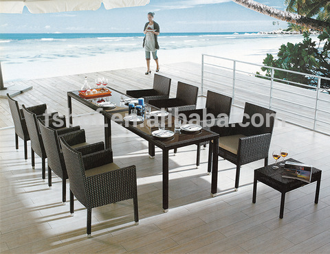12 seater dining table and chairs