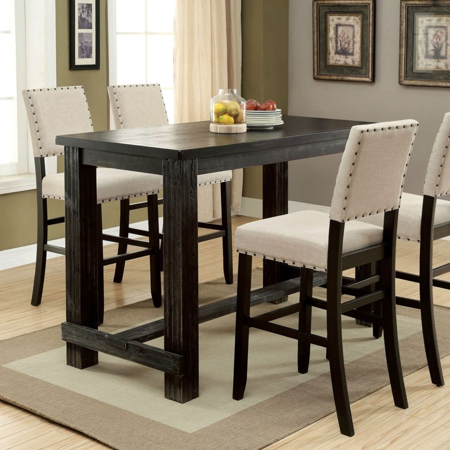 bar height dining chairs