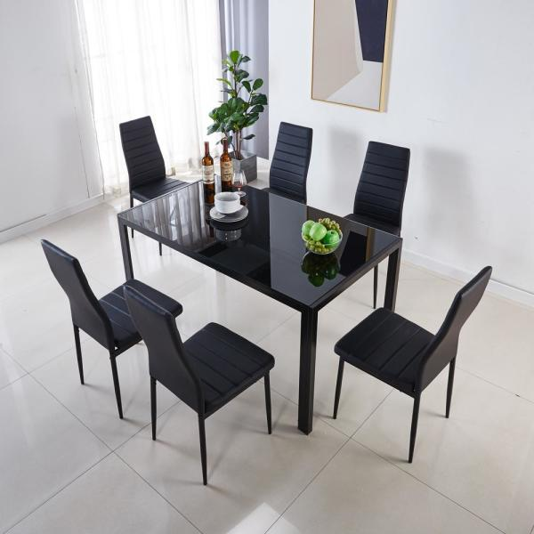 modern style dining tables