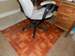 plastic mat for office chair