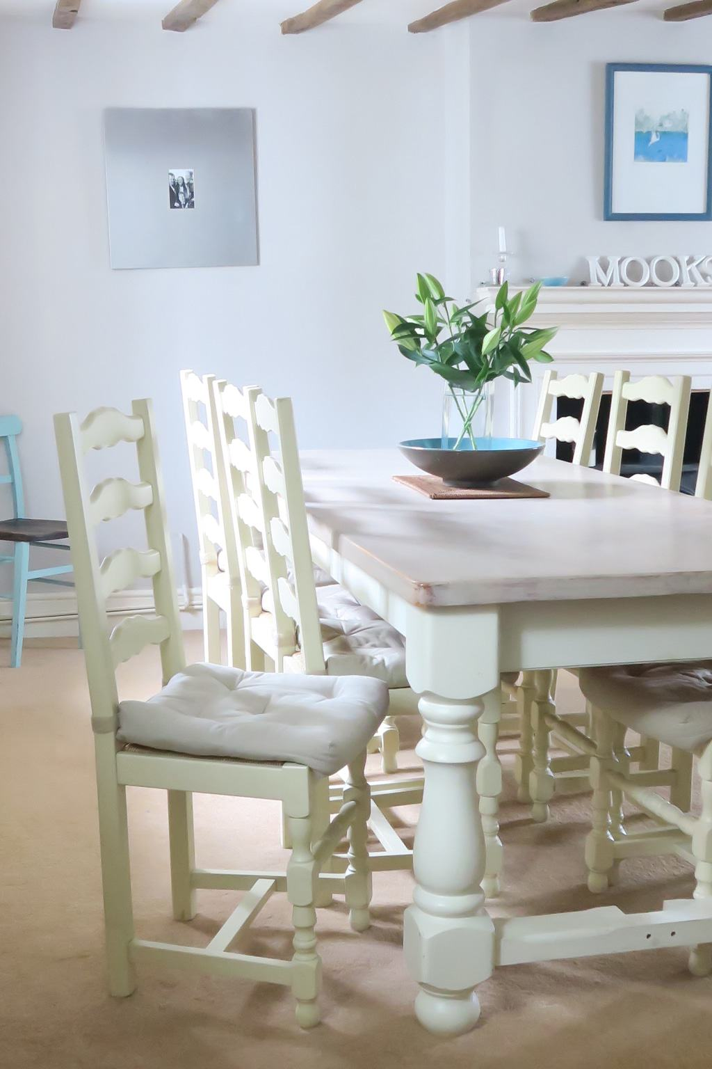 laura ashley dining tables and chairs