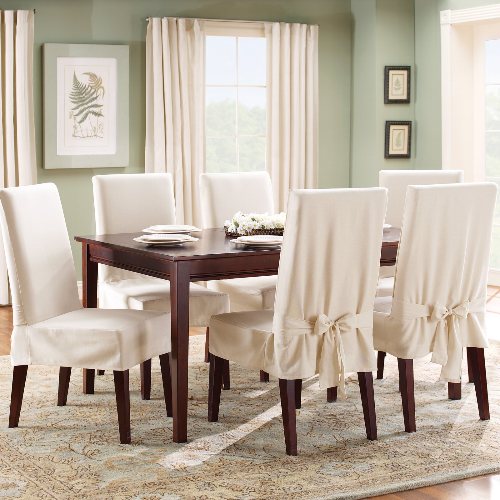 covers for dining table chairs