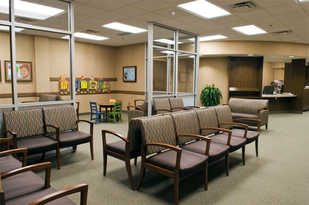 medical office lobby chairs