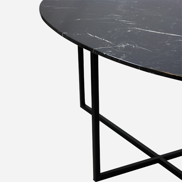 black marble oval dining table
