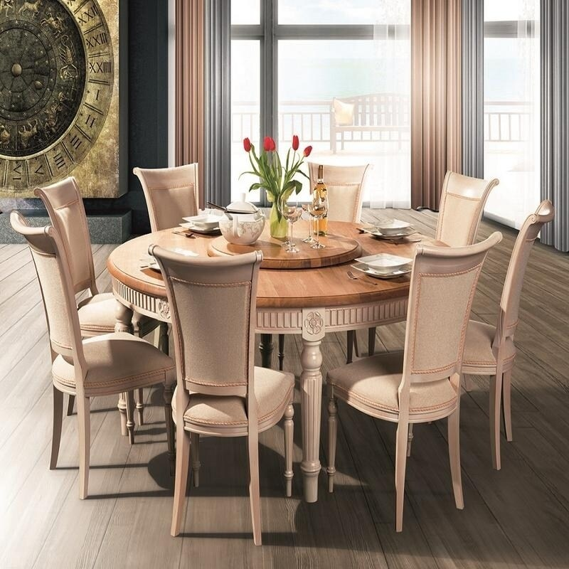 inexpensive round dining tables