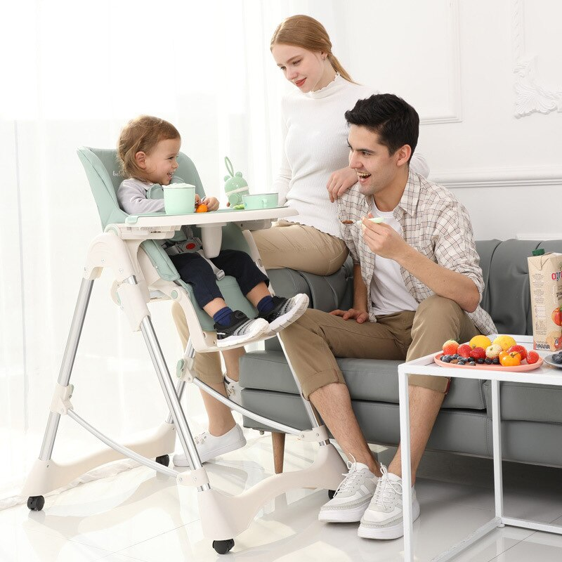 high chairs for dining table
