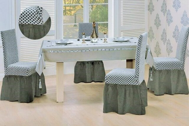 modern dining table cover ideas