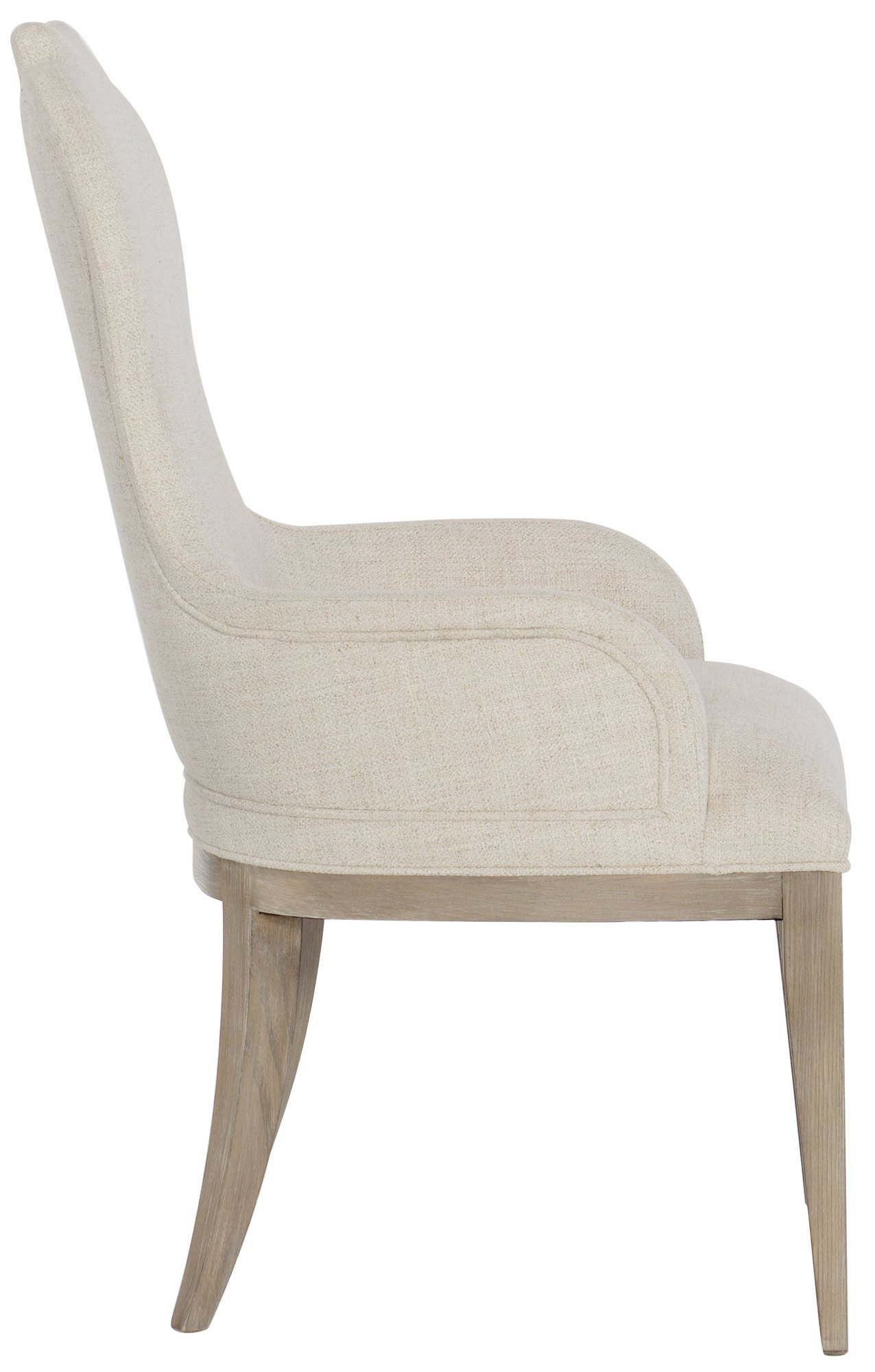 upholstered arm chair dining