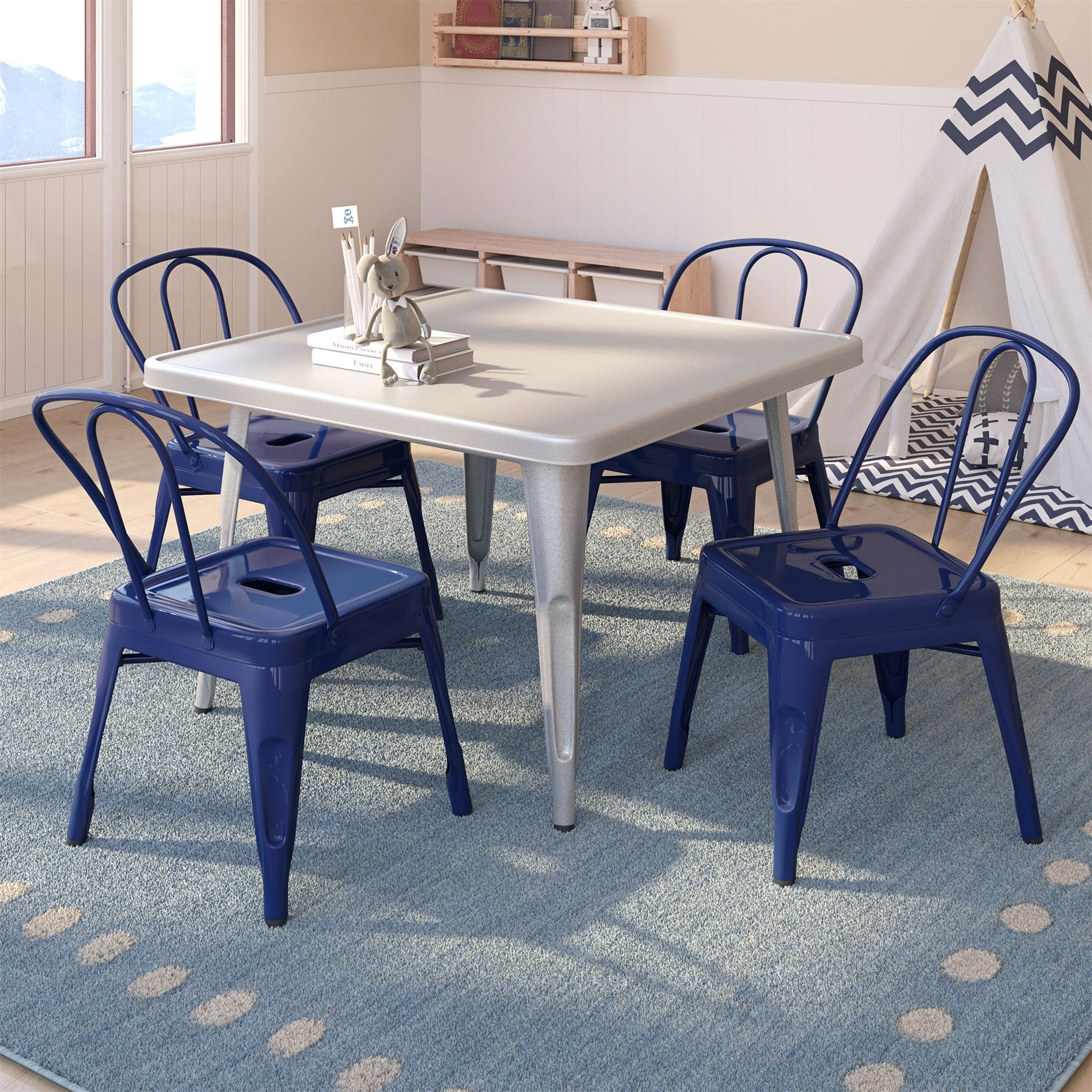 toddler dining room chair