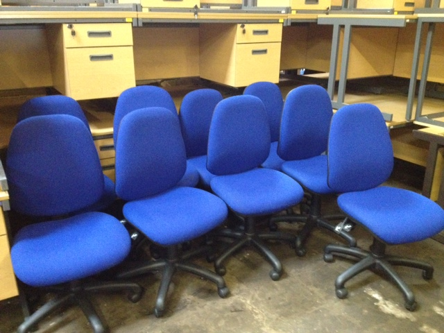 office chairs second hand