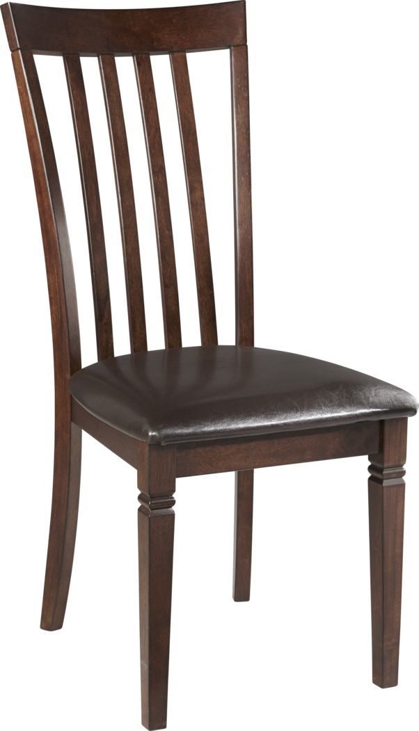 cherry wood dining chairs