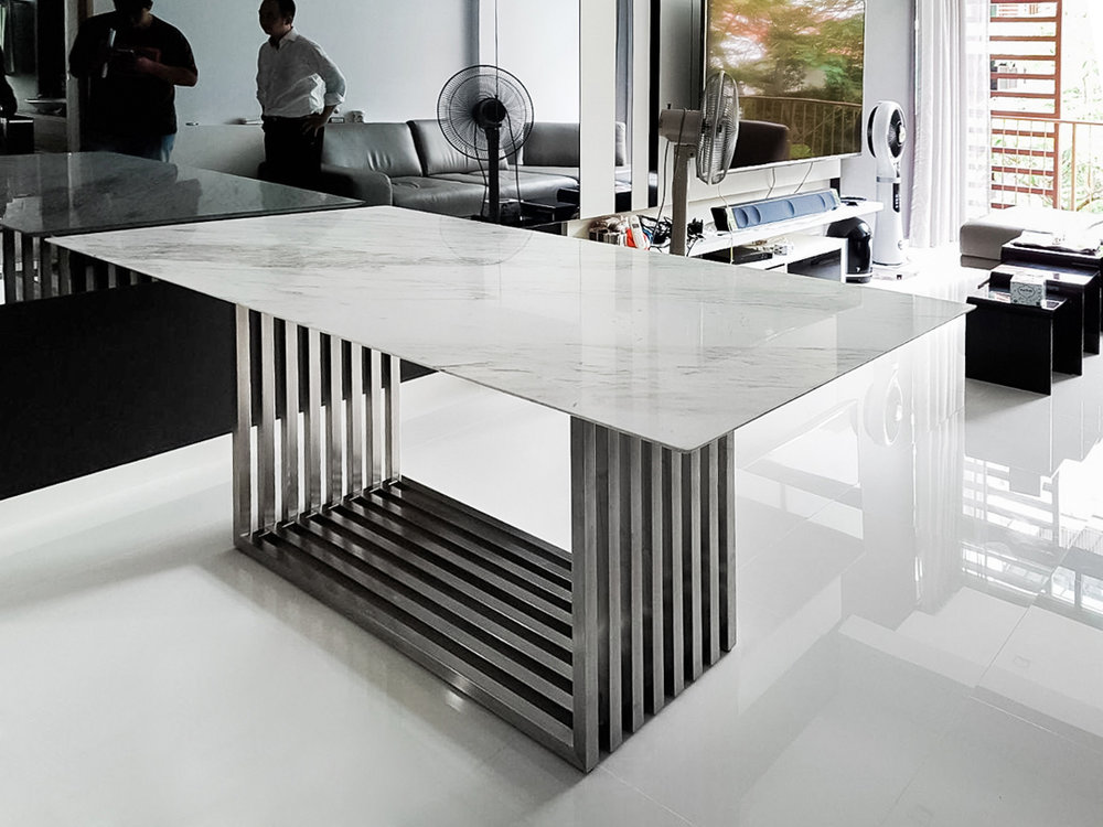italian marble dining table designs