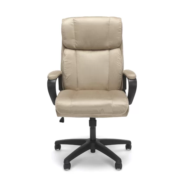microsuede office chair
