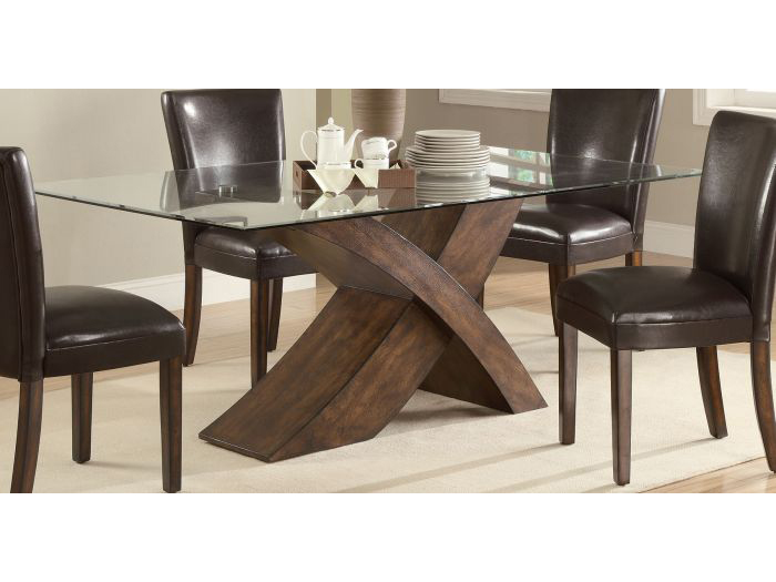 glass top dining room tables