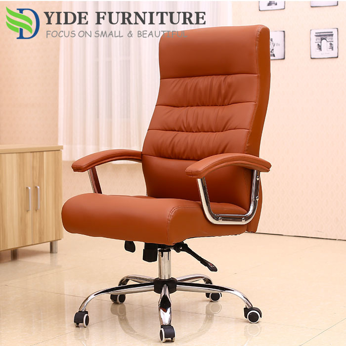 luxury leather office chairs
