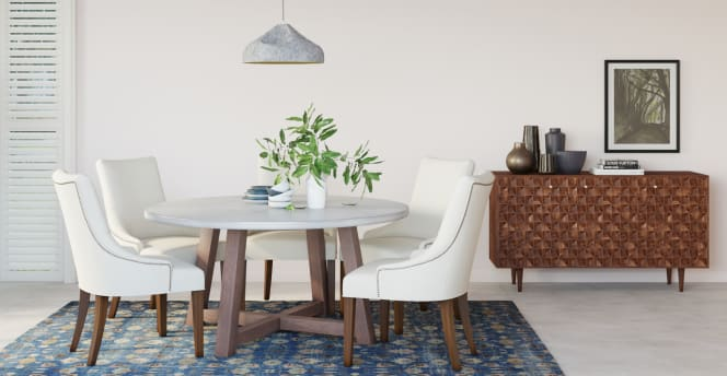 The Best Kid Friendly Fabric For Dining Chairs