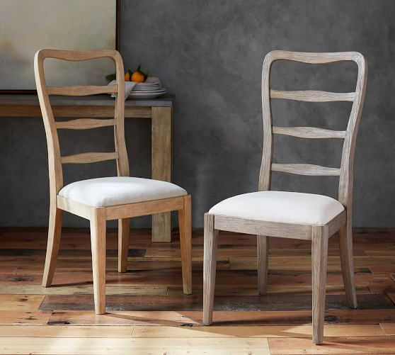 pottery barn dining chairs for sale