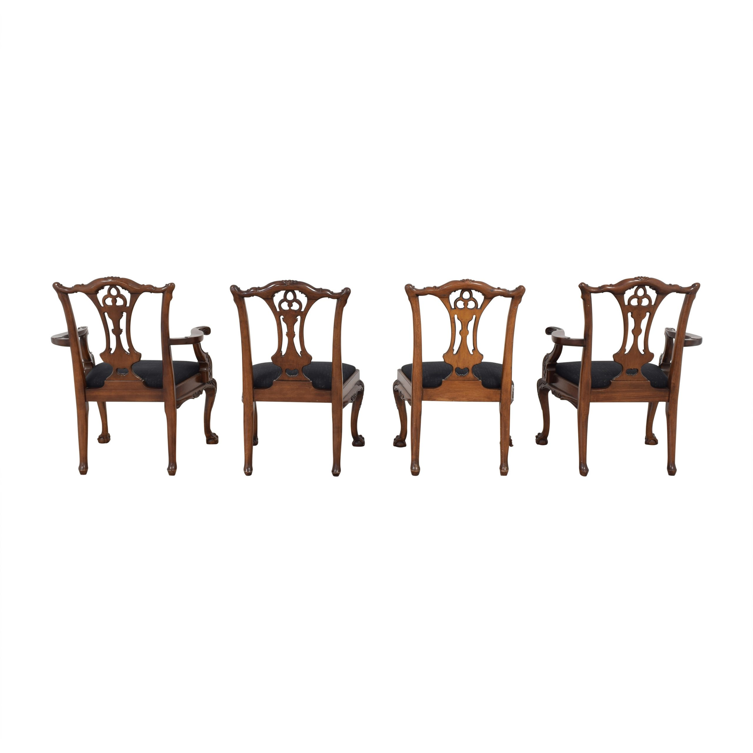 maitland smith dining chairs