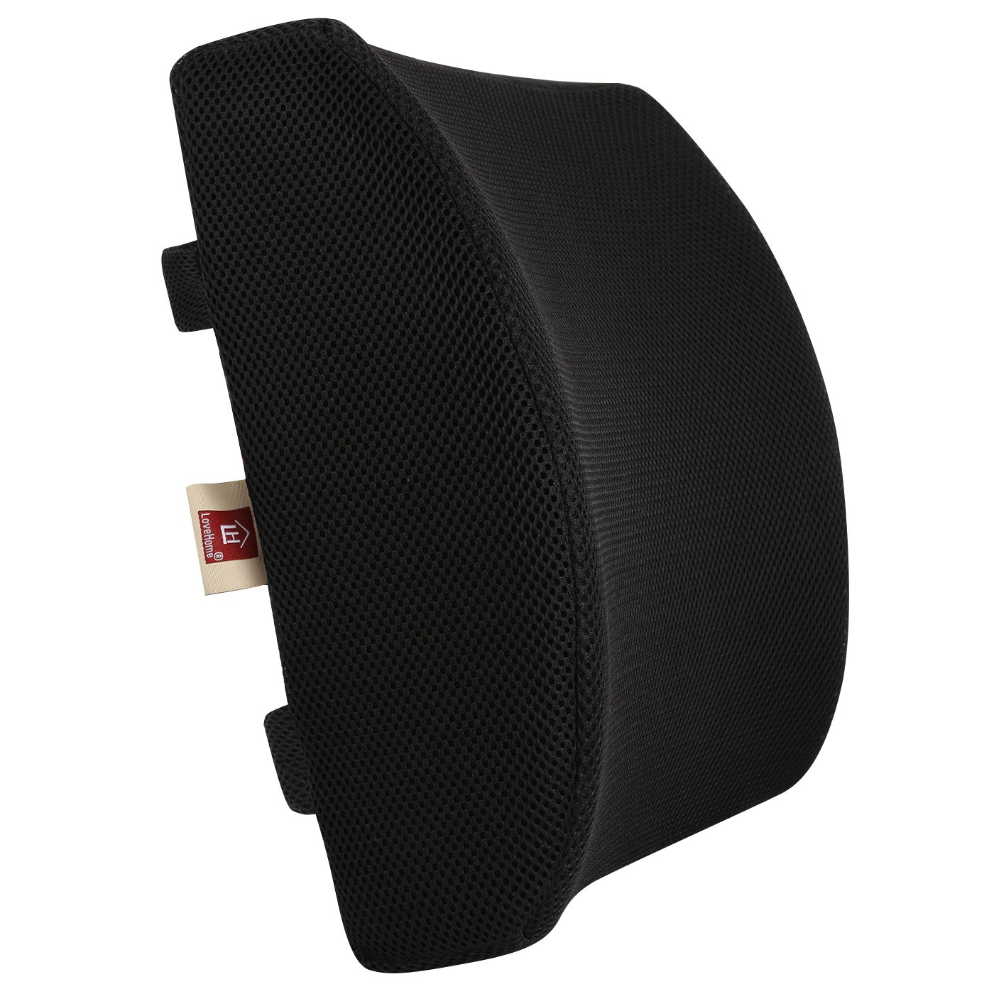 lower lumbar support for office chair