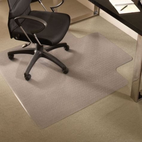 office chair plastic carpet protector