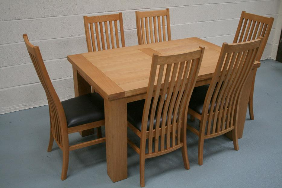 dining chairs and table clearance sale