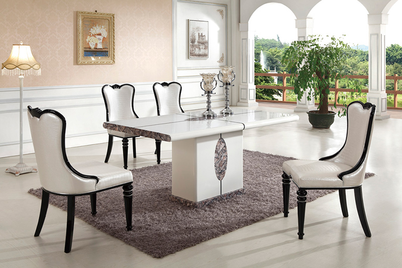 high end dining room tables