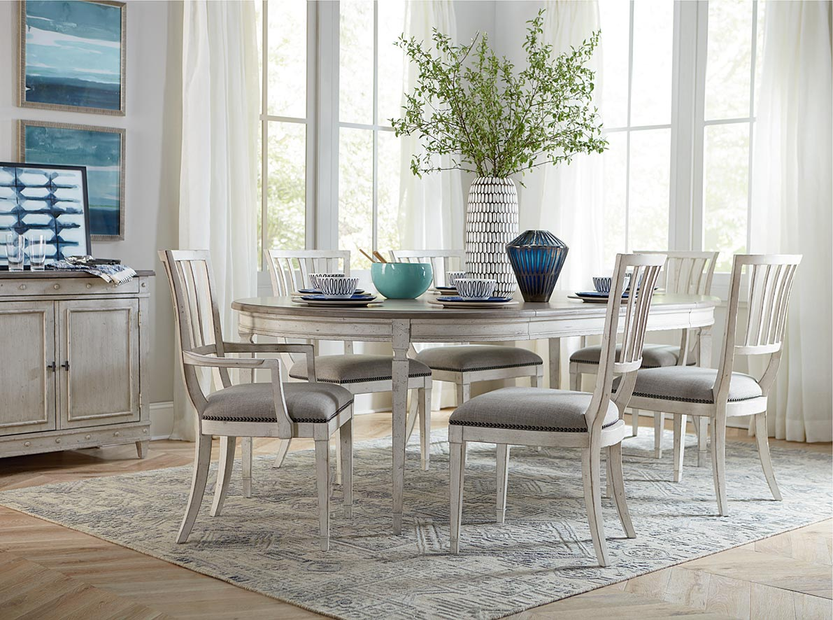 standard size dining room table