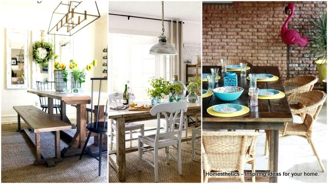 dining table chair plans